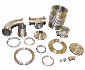 ISO-K & ISO-F Flanges & Fittings